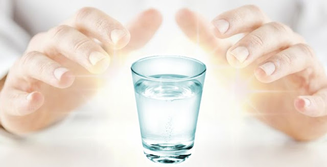 agua fluidificada